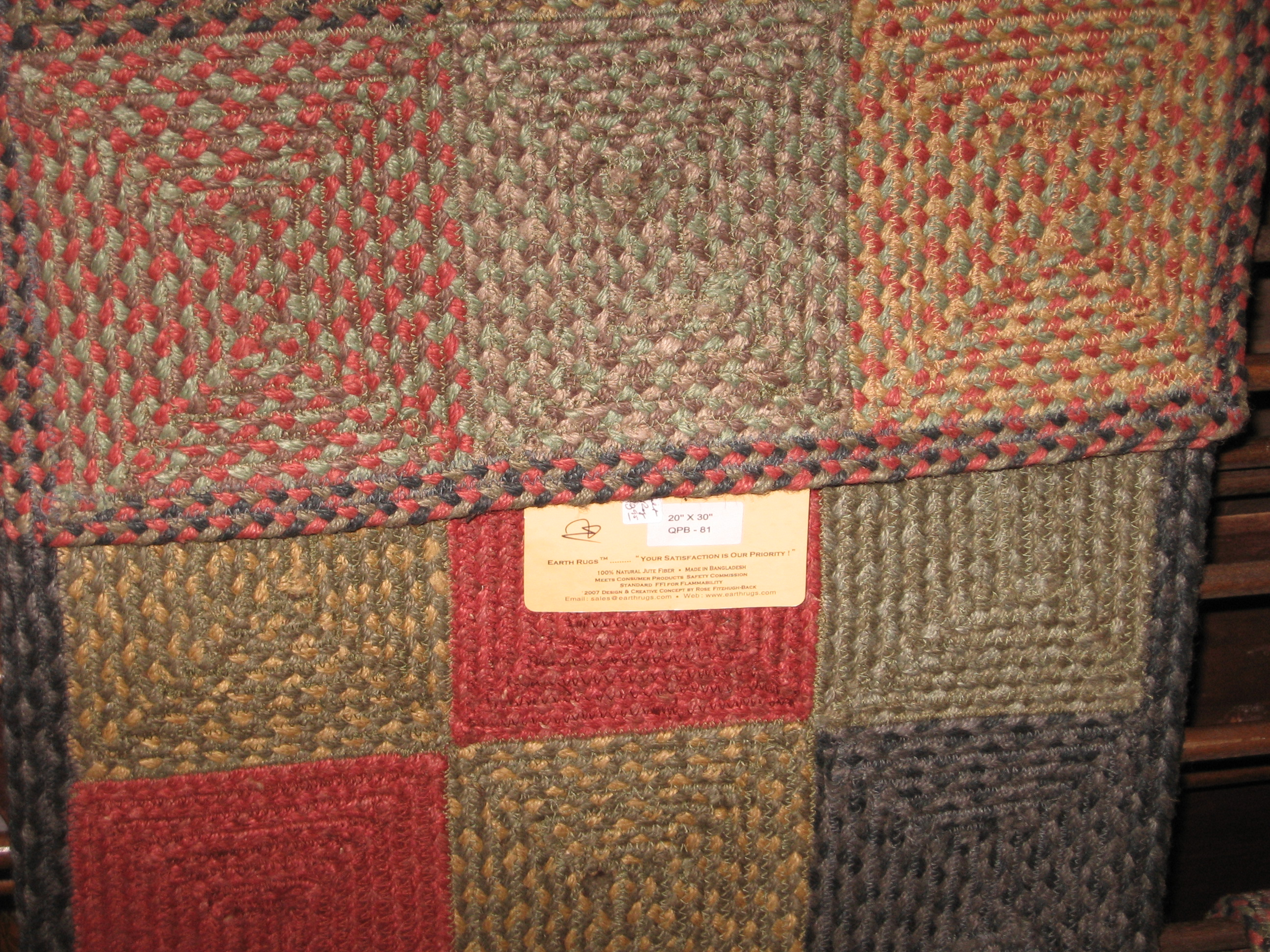 We Have Just Added A New Line Of Rugs At Mantorville Square. These Earth  Rugs Are 100% Jute And Come In A Nice Assortment Of Colors.